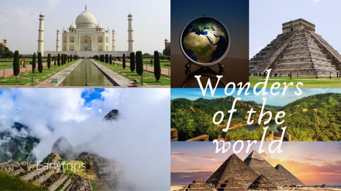 Seven Wonders of the World for 2021