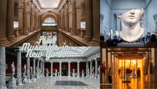 Free Museums in New York