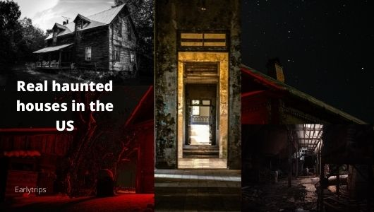 Real Haunted Houses in the US