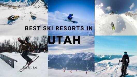 Top-Rated Ski Resorts in Utah, 2021
