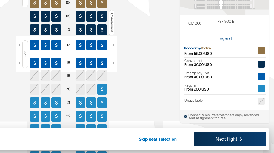 Copa Airlines Tickets
