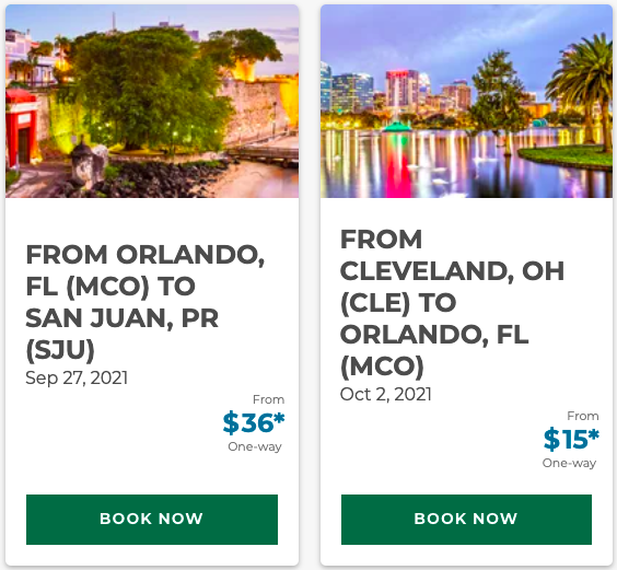 Frontier Airlines Vacations